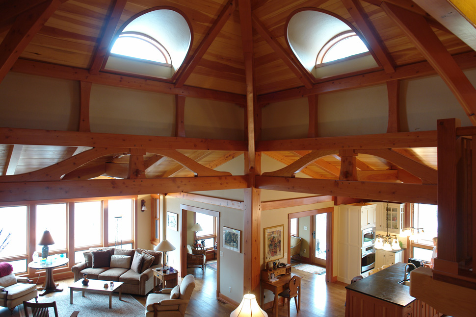 Pickerel Lake Craftsman Style Great Northern Woodworks
