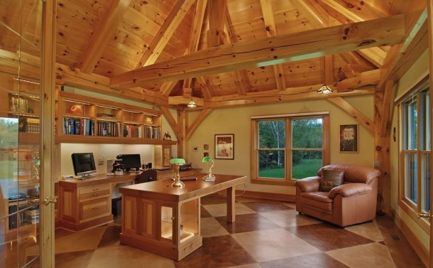 Ramsey Hilltop Home - Office