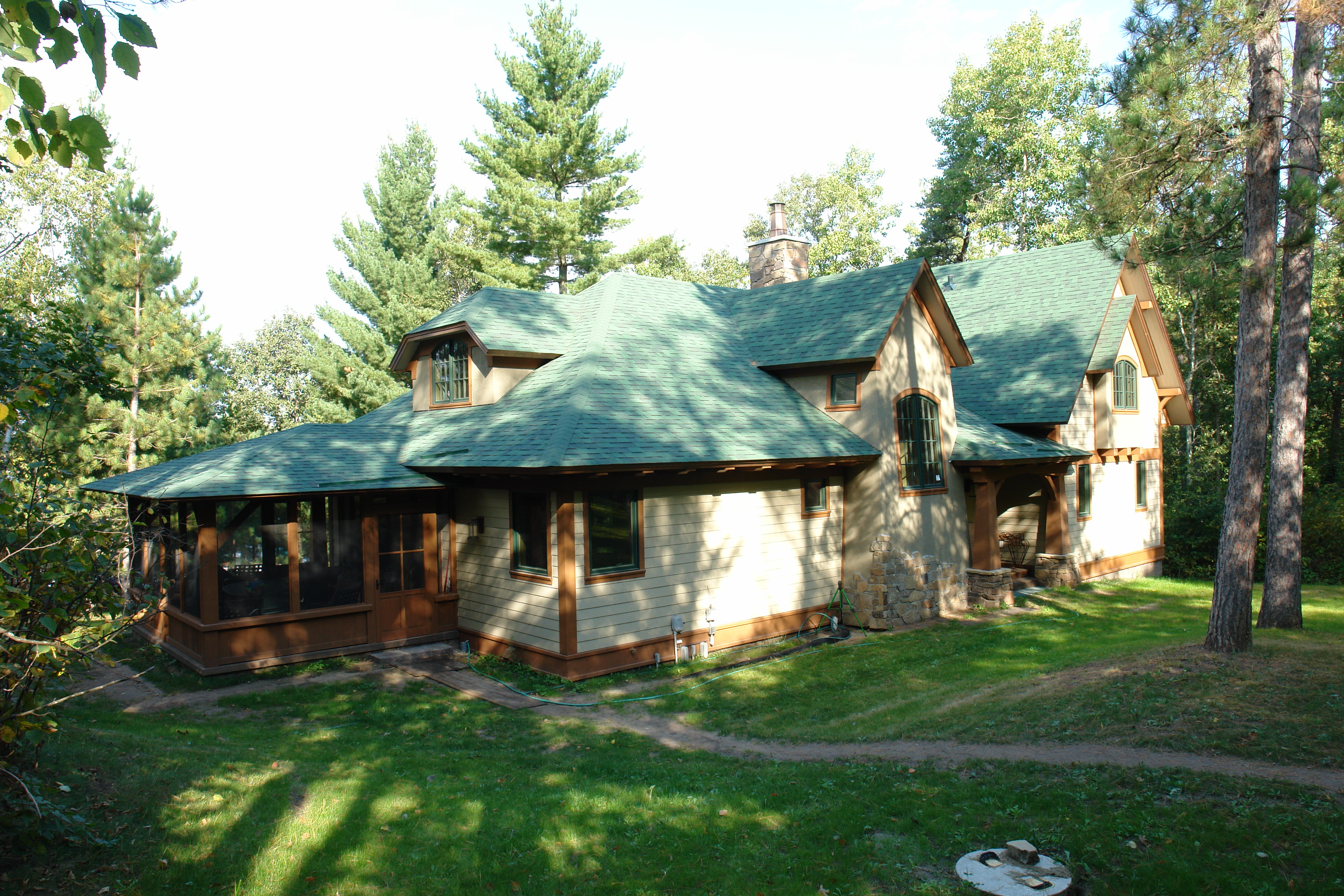 Park Rapids Lake Home