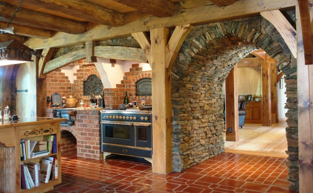 Storybook House - Kitchen